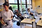 Tratamiento del cáncer en el norte de Francia.