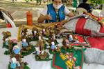 La feria de artesanos y emprendedores se realizara en la Plaza Cívica