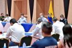 Consejo de seguridad en Ibagué 2021