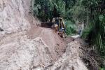 Derrumbe en Ancón Tesorito Ibagué