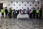 Contundente operativo contra los 'Mamba Negra' en Nuevo Combeima, La Cima y Los Mártires