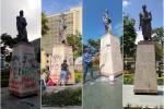 Monumento Plaza de Bolívar de Ibagué 2021