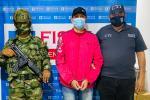 Ejército capturó a otro integrante de 'Los Tijeras' en Mariquita