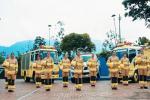 Niños recluidos en el Federico Lleras y Clínica Tolima recibirán regalos de los Bomberos Voluntarios de Ibagué