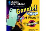 Gánate un iPhone 11 con La Mega y Accesorios Mundo Smartphone