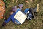 Disidencias de las Farc habrían asesinado a un hombre en zona rural de Ataco