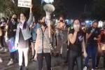 Velatón y protesta contra los feminicidios en el Tolima