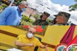 Se reunió el comandante de la Sexta Brigada con los alcaldes del norte del Tolima