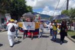 Marcha Paro nacional en Ibagué -12 de mayo