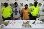 Expendios de estupefacientes fueron intervenidos por la Policía en Pitalito
