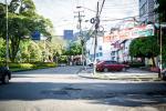 Carrera Quinta con calle 41--movilidad de Ibagué