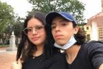Estefanía Silva, novia de Santiago Murillo pide justicia por su muerte
