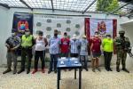 Impactaron banda delincuencial 'Los Roros' dedicados a la comercialización de estupefacientes en Saldaña – Tolima