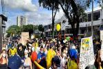 Marcha Carnaval en Ibagué