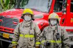 Escuela bomberil en Ibagué