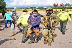 Condenado a 22 años de prisión alias 'El Renco' cabecilla del frente Ismael Ruiz de las disidencias de las Farc