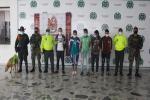 Contundente golpe al grupo delincuencial 'El Eslabón' por comercializar coca y marihuana en la comuna 13 de Ibagué