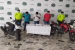 Cayeron tres de la banda 'Los Ganadores' atracadores de personas y viviendas en Ibagué