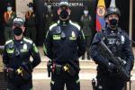 Nuevo uniforme de la policía