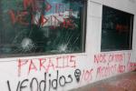 Ataque a RCN Radio Bogotá