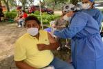 Vacunación Ibagué 11 de junio