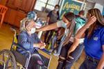 Vacunación para discapacitados Ibagué