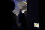 Hombre amenazó con derribar avión