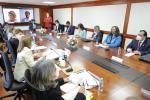 Procuraduría entregó balance preliminar a la Comisión IDH a más de un mes de protestas