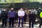 Policía se tomó Venadillo con todas sus especialidades