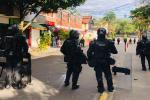 ¡Vuelve y Juega! Se registraron algunos disturbios en inmediaciones de la Universidad del Tolima
