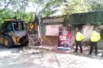 En Venadillo hicieron extinción de dominio y demolición a casa dedicada a olla de microtráfico