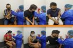 La familia RCN Radio en Neiva se sumó a la vacunación nacional contra el covid-19 4.