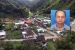 Incertidumbre por la muerte del corregidor de Toche, en zona rural de Ibagué