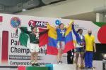 Ivana Cerquera oro en panamericanos de pesas