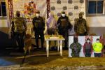 Uniformados atacan todos los delitos en las fronteras del Tolima