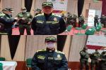 Ibagué y el Tolima ya tienen nuevos comandantes de Policía