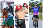 Tolima en los olimpicos Parra, Escandon y Fredy