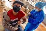 Vacunación en Ibagué