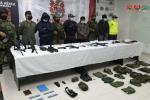 Tras las rejas tercer cabecilla del frente Ismael Ruiz de las disidencias de las Farc
