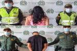 Capturaron dos personas por el delito de homicidio en Carmen de Apicalá
