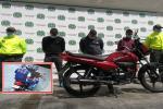 ¡Por fin! Cayeron 'Los Splendor' o también conocidos como 'Los de la moto roja' en Ibagué