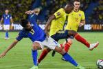 Colombia Vs Brasil, Eliminatoria