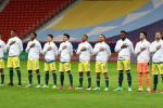 Jugadores de la Selección Colombia en la Copa América 2021