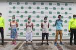 Desarticulado el Grupo Delincuencial Común Organizado 'Los del túnel' en Ibagué