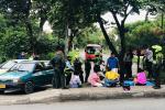 Falleció motociclista tras accidentarse en la salida de la Ciudadela Simón Bolívar