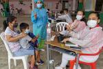 El 71,36 % de la población que vive en el pueblo ya se encuentra vacunada